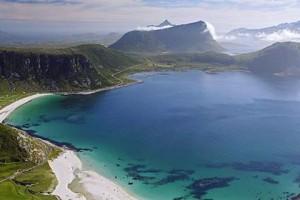 Paisaje en Lofoten