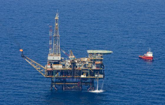 Plataforma petrolifera Casablanca